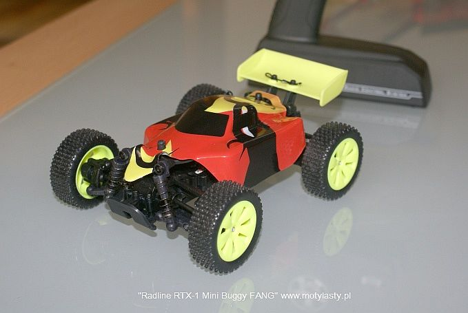 Radline RTX-1 Mini Buggy